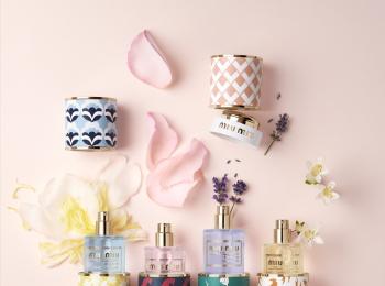『ミュウミュウ』の香りを自分だけのカスタマイズケースに入れて。「レ ゾー アラモード」5/5(水)発売!