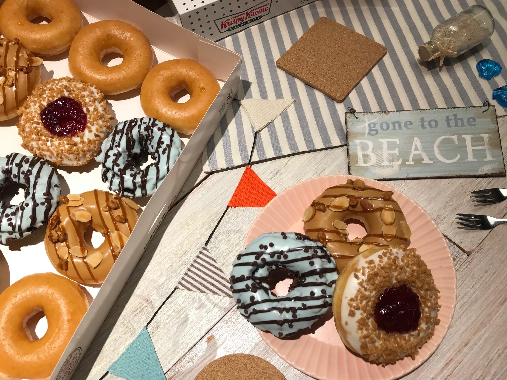 『クリスピー・クリーム・ドーナツ』新作は、チョコミントやベリーパイ☆記事Photo Gallery_1_2