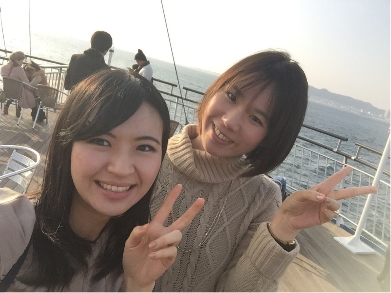 テーマはミルクティー♡モアハピ部クルージング女子会で新年会!_8
