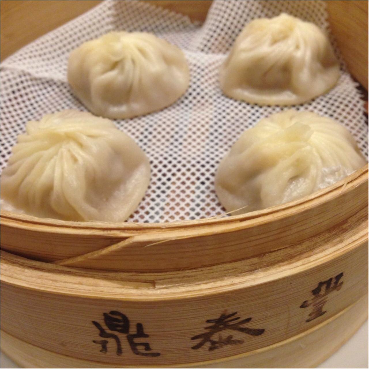 台湾に行かなくても東京で味わえる本場の味。【じゅっじゅわぁ〜な小籠包】_3