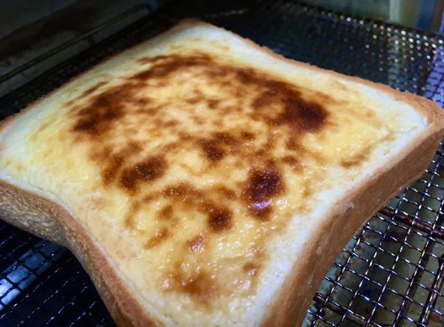時短!簡単♡家事ヤロウでバズったバスクチーズケーキトースト!_11