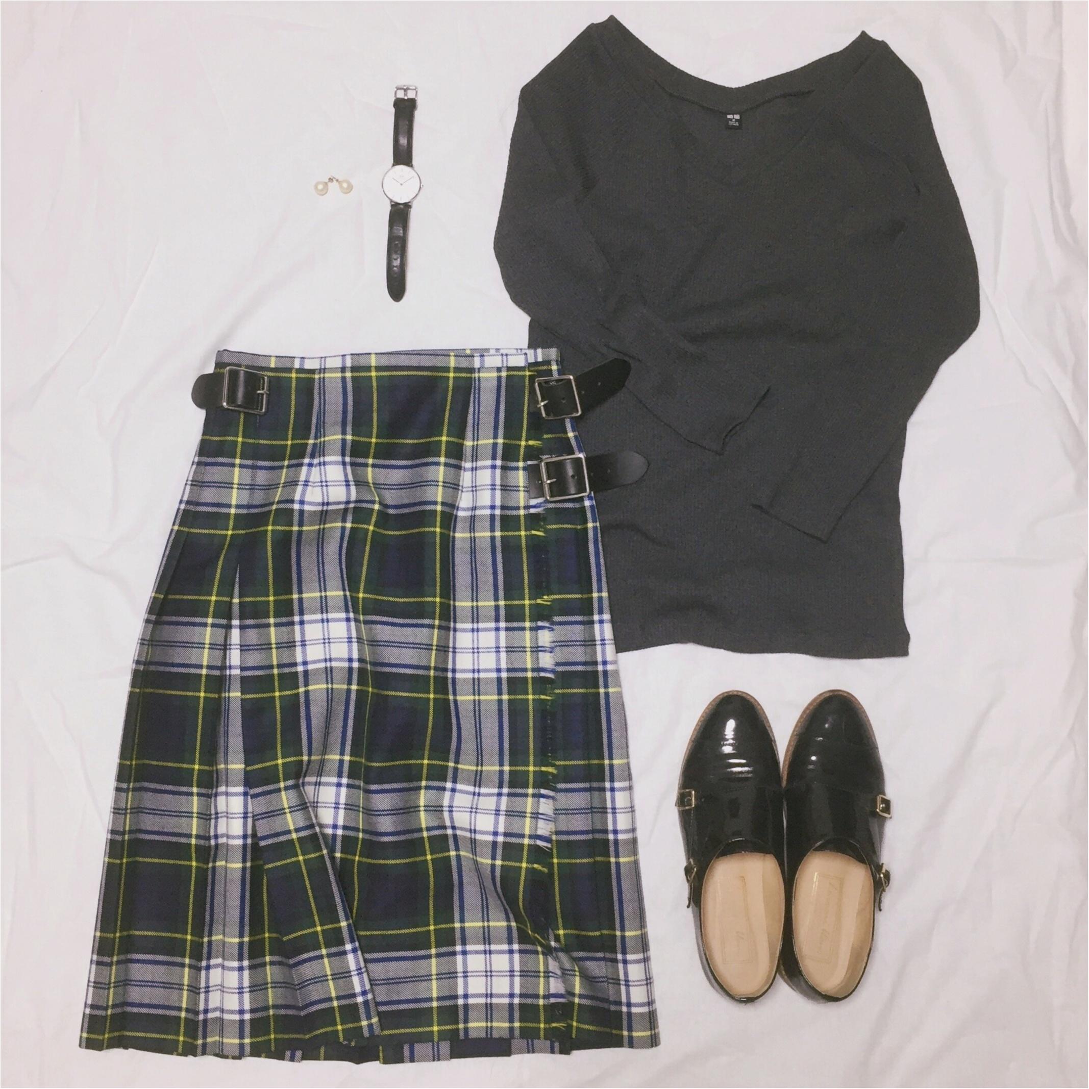 【UNIQLO】着るだけで女子度UP♡優秀リブバレエネックT_4