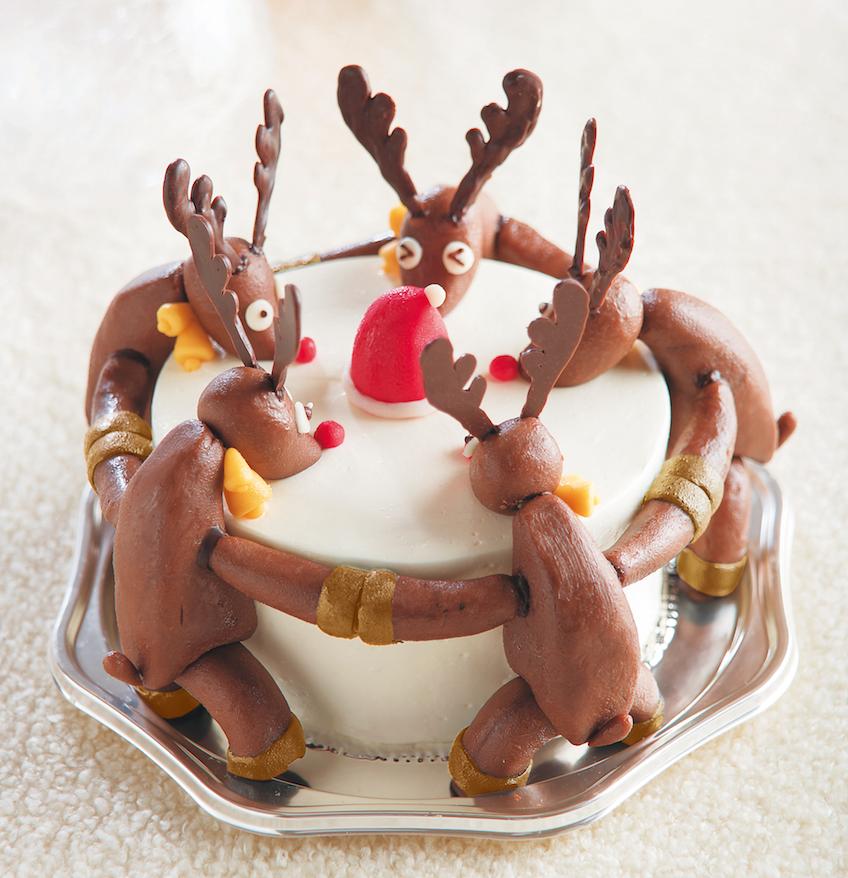 東西クリスマスケーキ発表☆『リーガロイヤルホテル』は東京と大阪でこんなに違うんです!_1