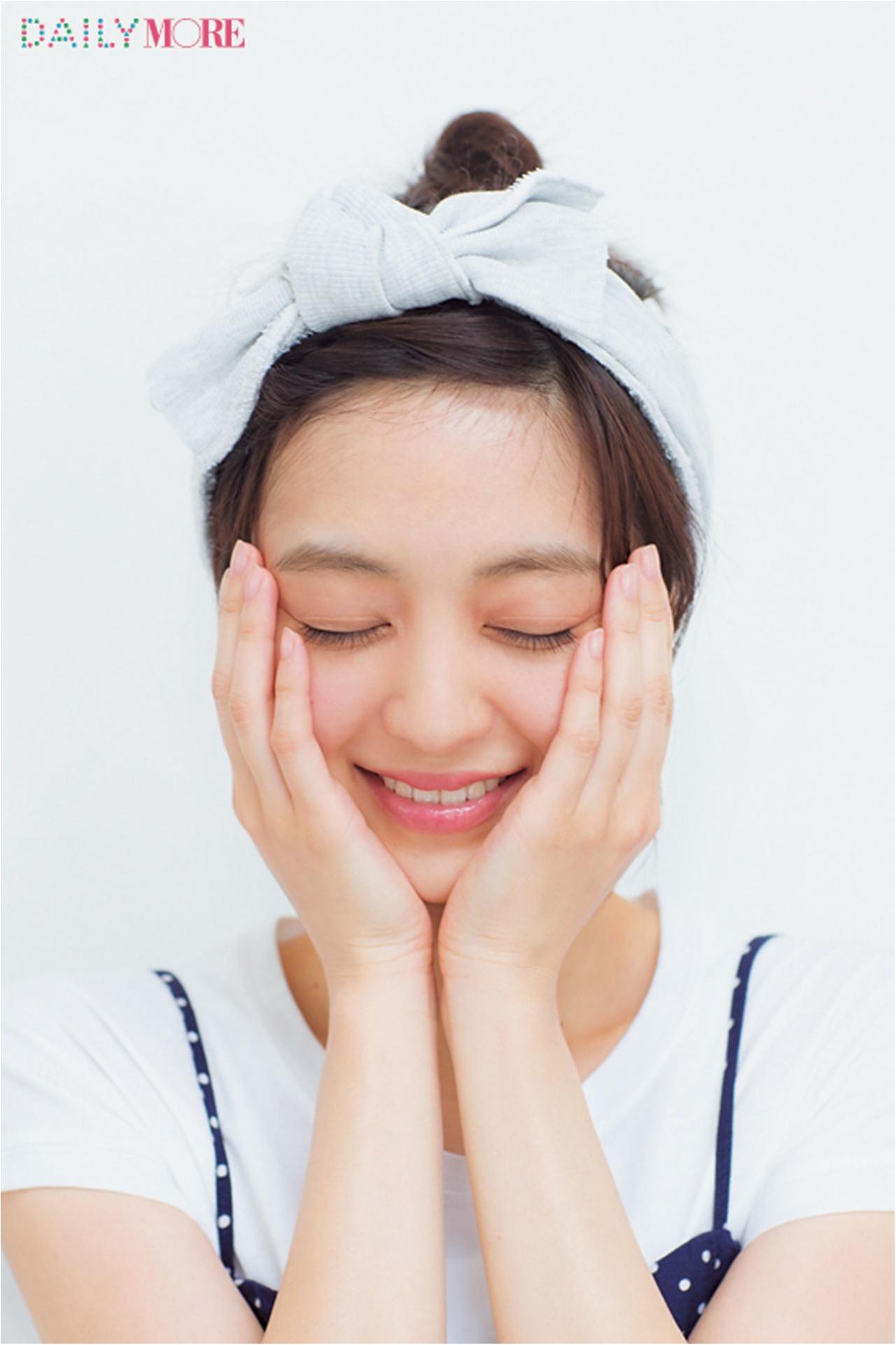 乾燥が気になる日も、ぐっとうるおう! 「化粧水をもっと効果的につける方法」_1
