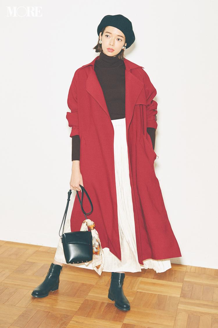2018年秋のファッション ニット45