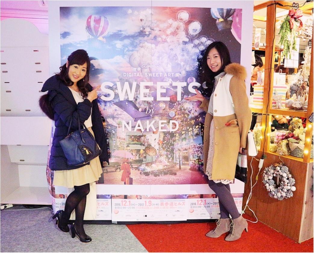 食べるだけじゃない!女子が夢見るスイーツの世界が現代に♡五感で楽しむイベント「SWEETS by NAKED」のおすすめフォトスポットも紹介☻_25