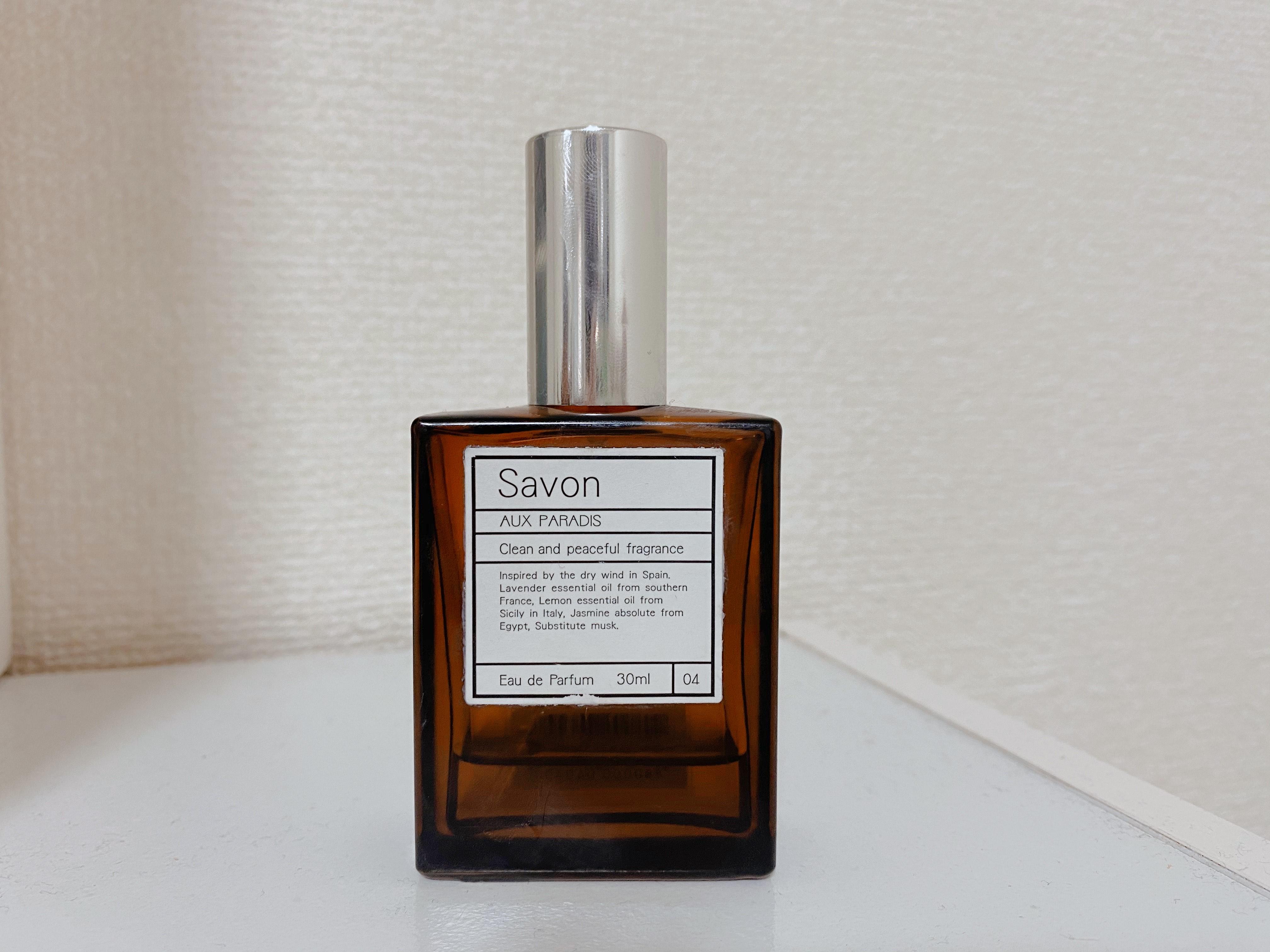 ナチュラルモテ香水【AUX PARADIS】いい香りがするって絶対褒められちゃう!自然派オードパルファム_2
