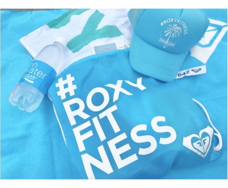 【EVENT】横浜初開催!#ROXY FITNESS RUN SUP YOGAに行ってきました♥_4