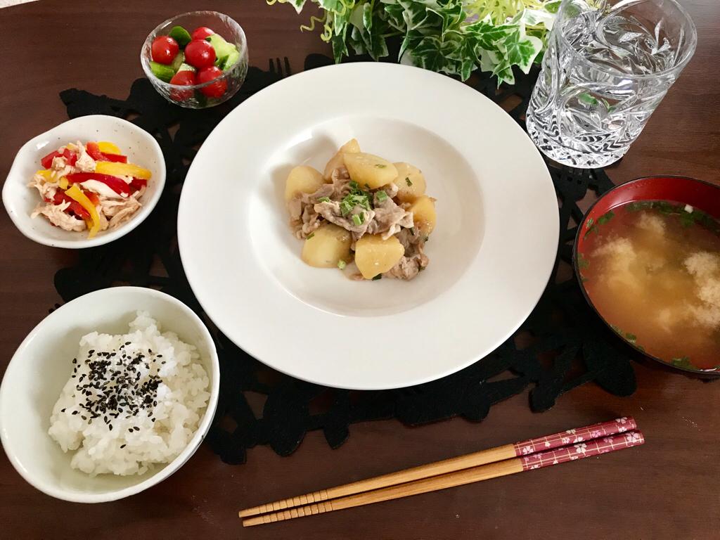 【今月のお家ごはん】アラサー女子の食卓!作り置きおかずでラクチン晩ご飯♡-Vol.4-_5