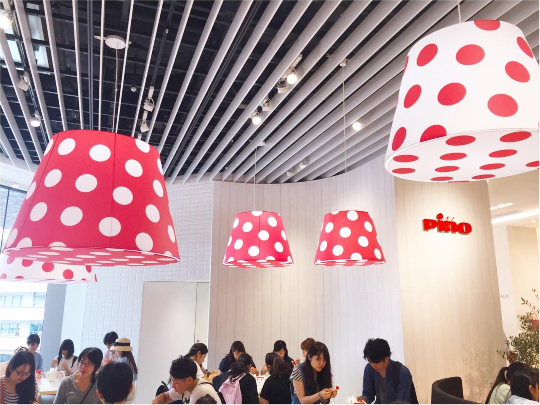 アイスの『pino』がつくった【ピノフォンデュカフェ】今年も東急プラザ表参道原宿3Fにオープン!大阪も今週末オープン✨≪samenyan≫_7