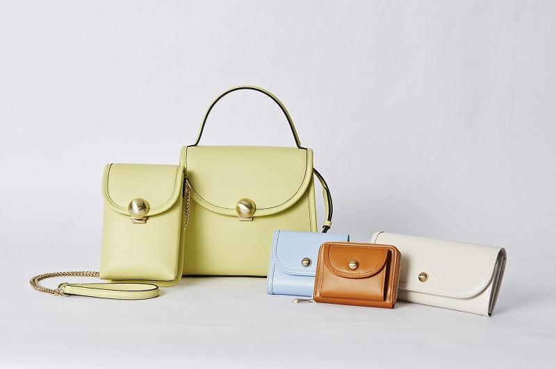 サマンサタバサ、春の新作バッグとお財布