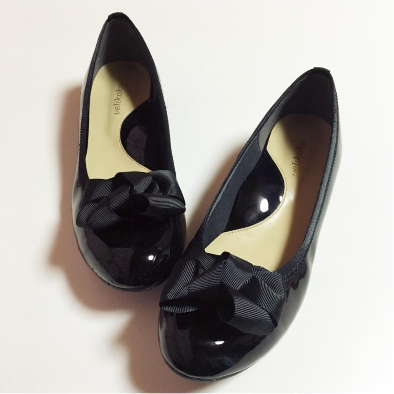 おしゃれではき心地のいい靴が欲しい!マルイのラクチンきれいパンプス♡_2