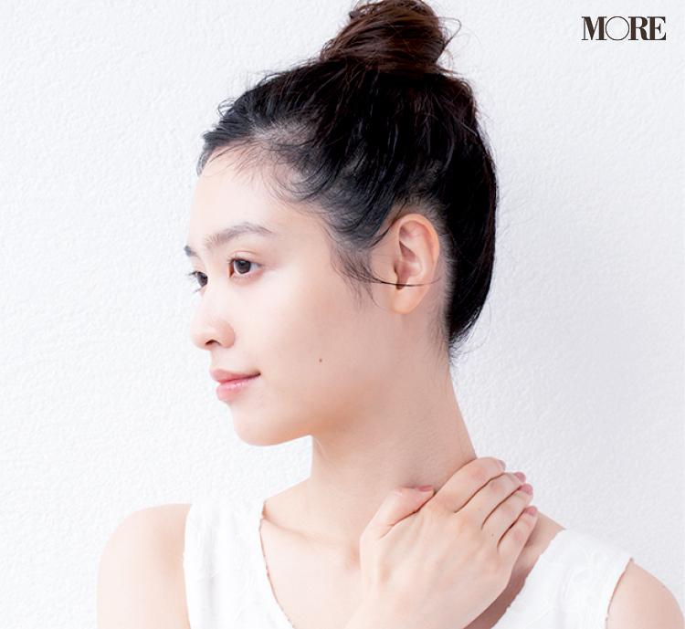 【20代女子がやっておくべき美肌ケア①正しい日焼け止め】石井美保さんが教える「摩擦ゼロ」の塗り方。一年中SPF50でエイジングケアを_4