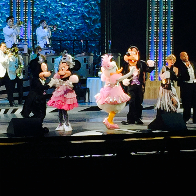 東京ディズニーシー15周年イベントにいってきました♪【ショー編】_12