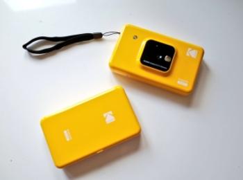 """インスタントカメラ""""Kodak""""の魅力"""
