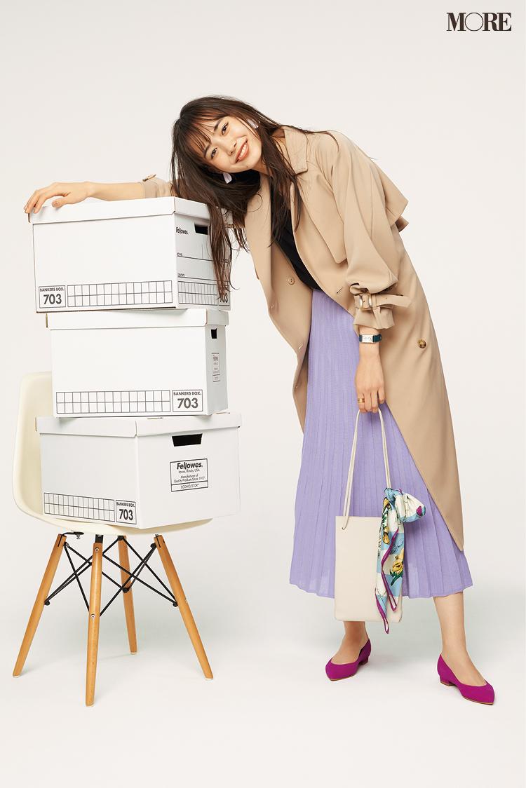 『ラグナムーン』のこの5着を使ってオフィスで「洗練された大人女子」を目指せ♡_3