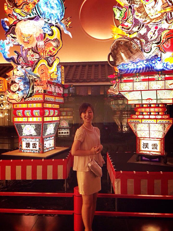 【目黒雅叙園の魅力】全身花コーデで祝う❤️友人の結婚式\(^o^)/_11