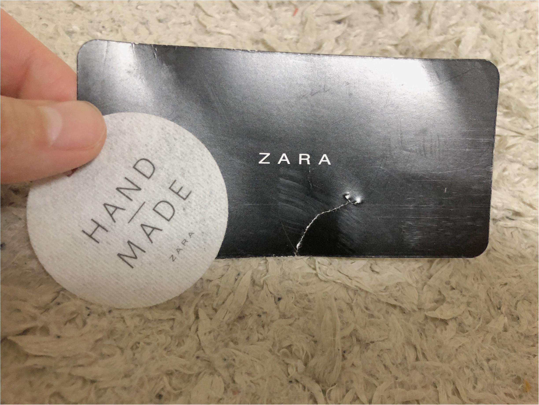 今年の夏は、小物も《ZARA》で!流行りの「サークルバッグ」もお安くGET☆_5