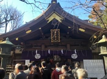 【初詣】神社3社にお参りにいってきました( ´∀`)