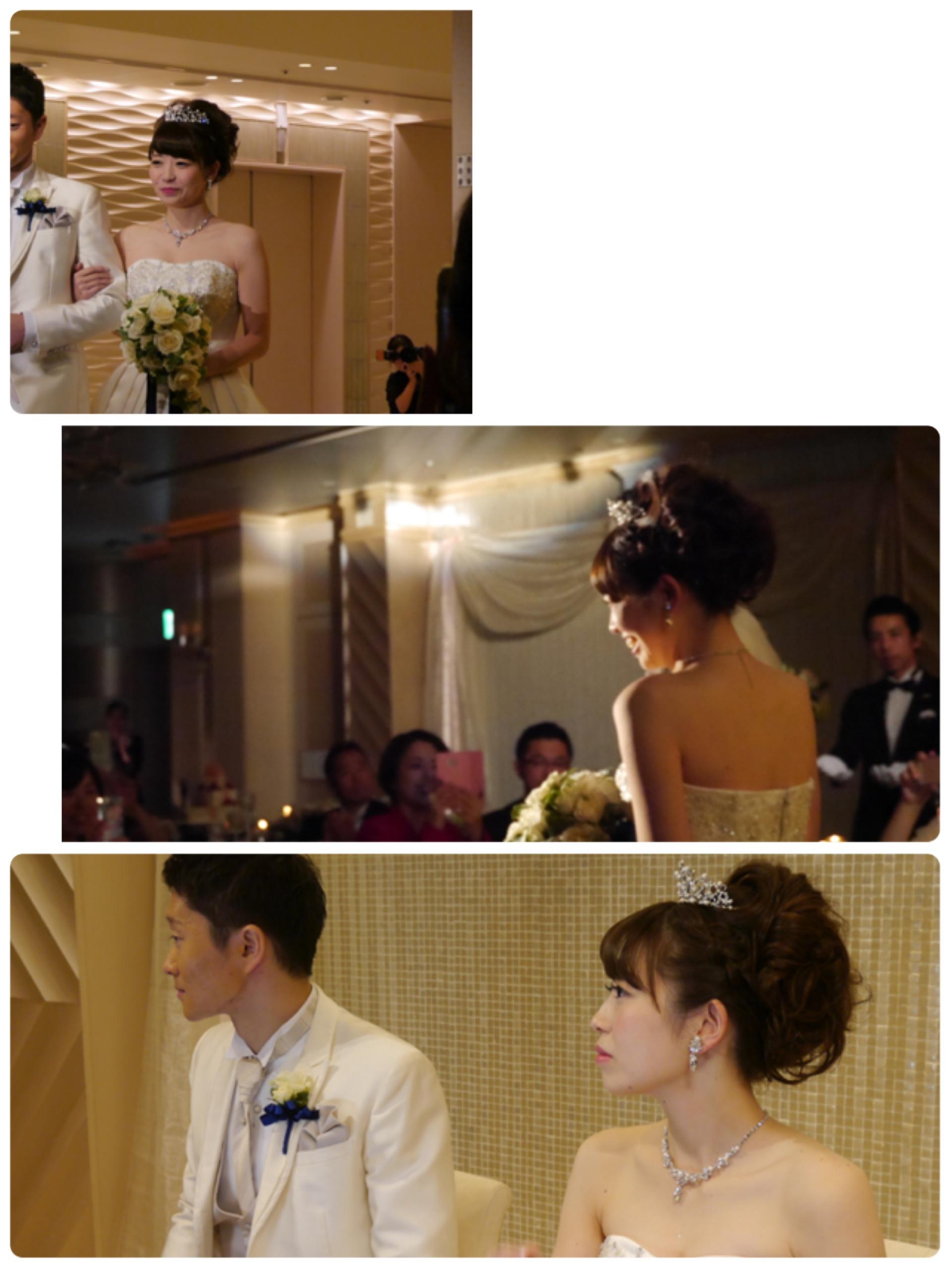 ★幸せのお裾分け『こんな可愛い花嫁さん他にいますか?!』_4