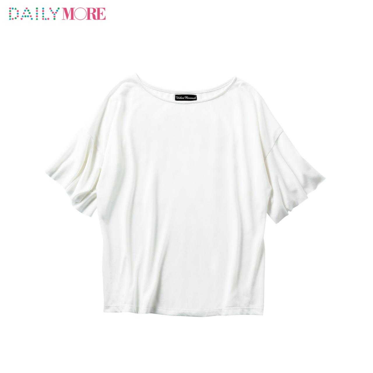 """Tシャツでお仕事行けちゃうの!? ラクチン&オフィス向きの""""きちんと見えTシャツ""""コーデ!_1"""