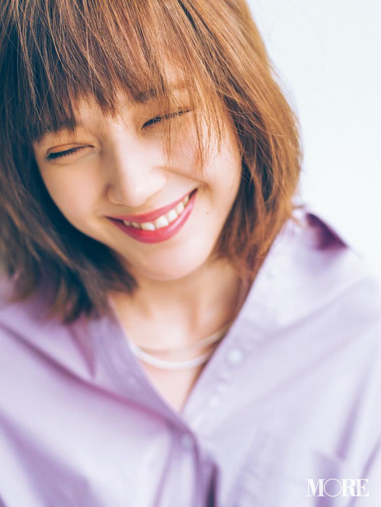 本田翼のボブヘア4変化♡ 簡単ヘアアレンジで、昨日より可愛い私になっちゃおう♡_5