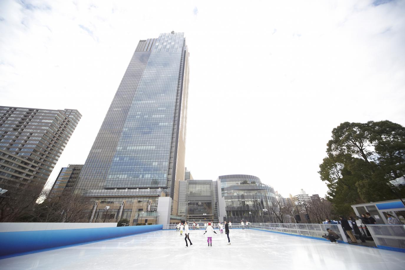 都会の真ん中でスケートを楽しもう♬ 『東京ミッドタウン』のアイスリンクが今年も登場☆_1