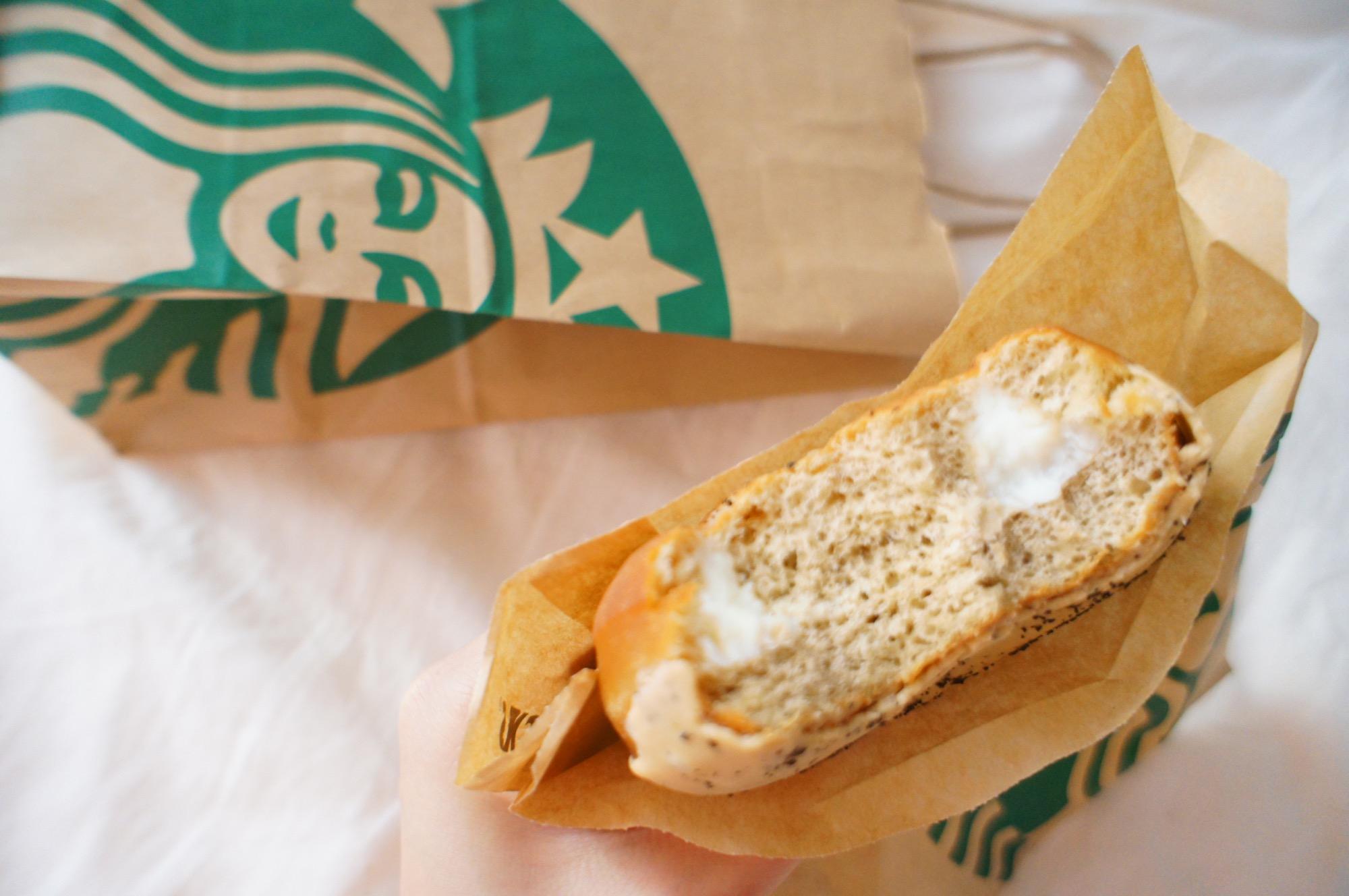《待望の復活❤️》【スタバ】アールグレイミルククリームドーナツが美味しすぎる!☻_2