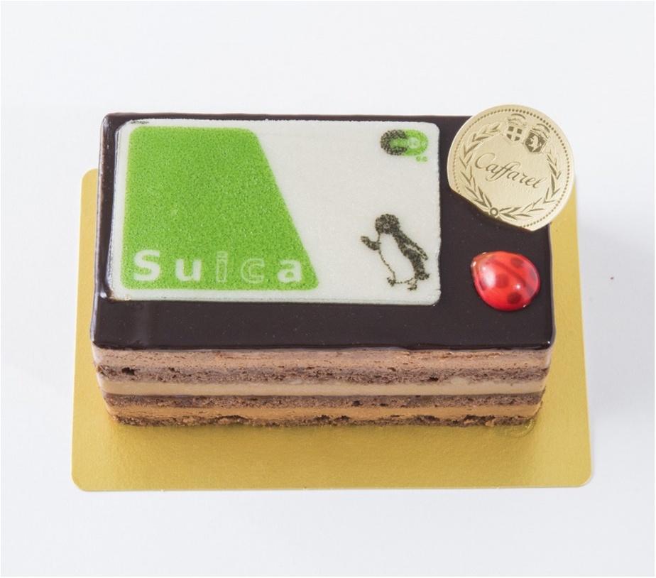 東京駅グランスタ限定! あの「Suicaのペンギン」のケーキ&スイーツがかわいすぎる♡_1