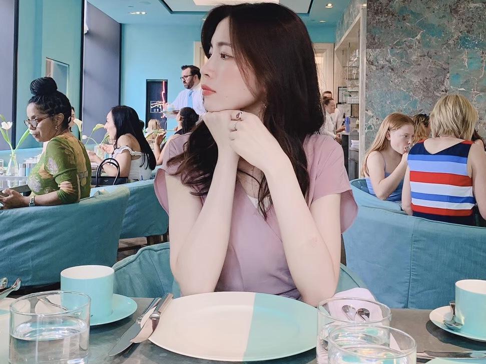 【思い出投稿】〈NY〉予約困難の大人気ティファニーカフェ『The Blue Box Cafe』_7