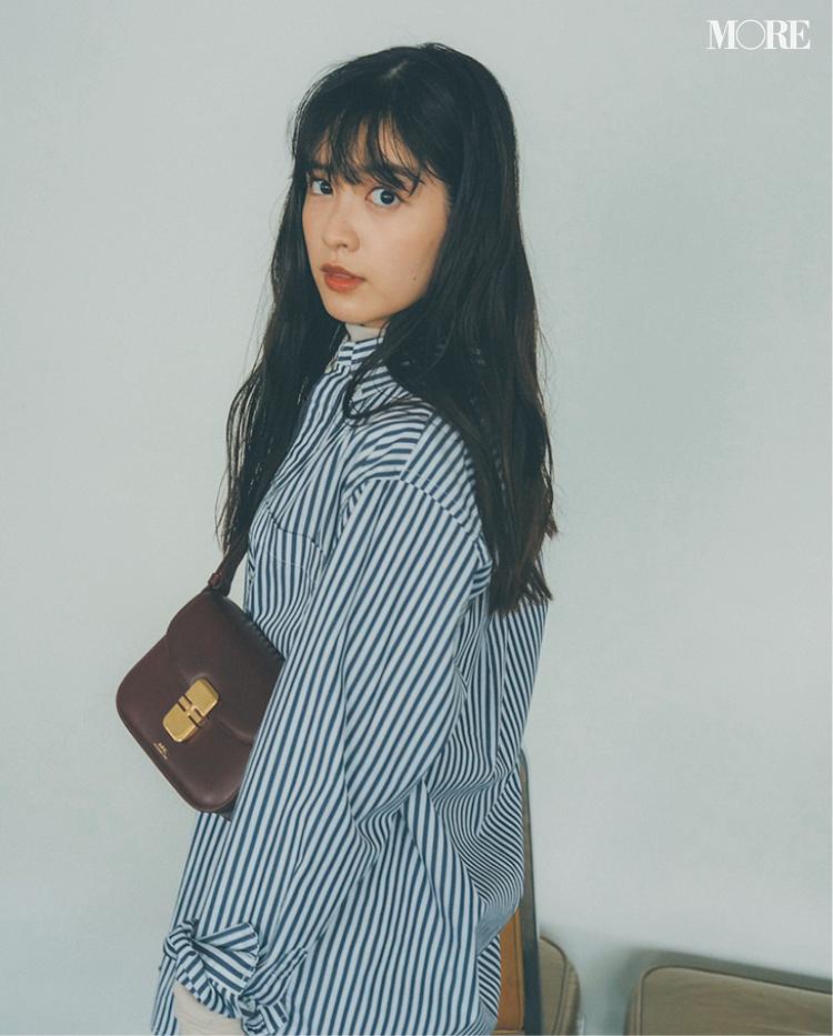 松本愛のロングヘアが、大人っぽすぎてドキドキな件【モデルのオフショット】_1