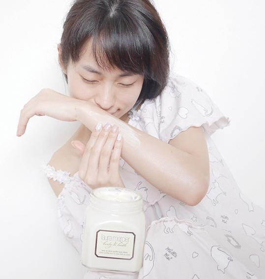 シトロンの香りに癒される♪ 岡本静香ちゃんオススメの最新ボディクリーム_1
