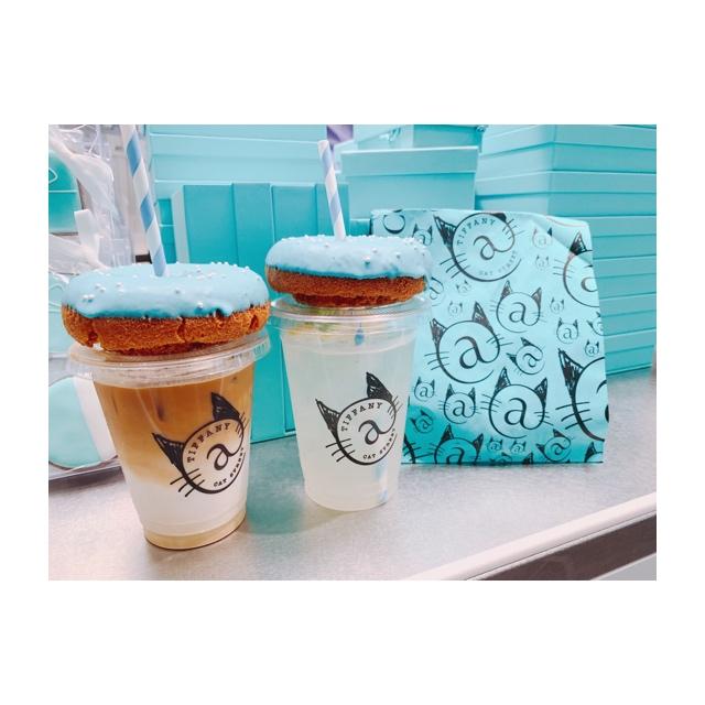 日本初上陸!『Tiffany Cafe』_1
