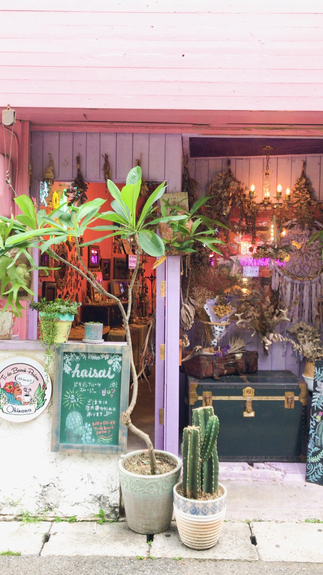 【沖縄女子旅】国際通りのかわいいカフェ♡ おしゃれスムージーと絶品サンドイッチのお店、教えます!_1