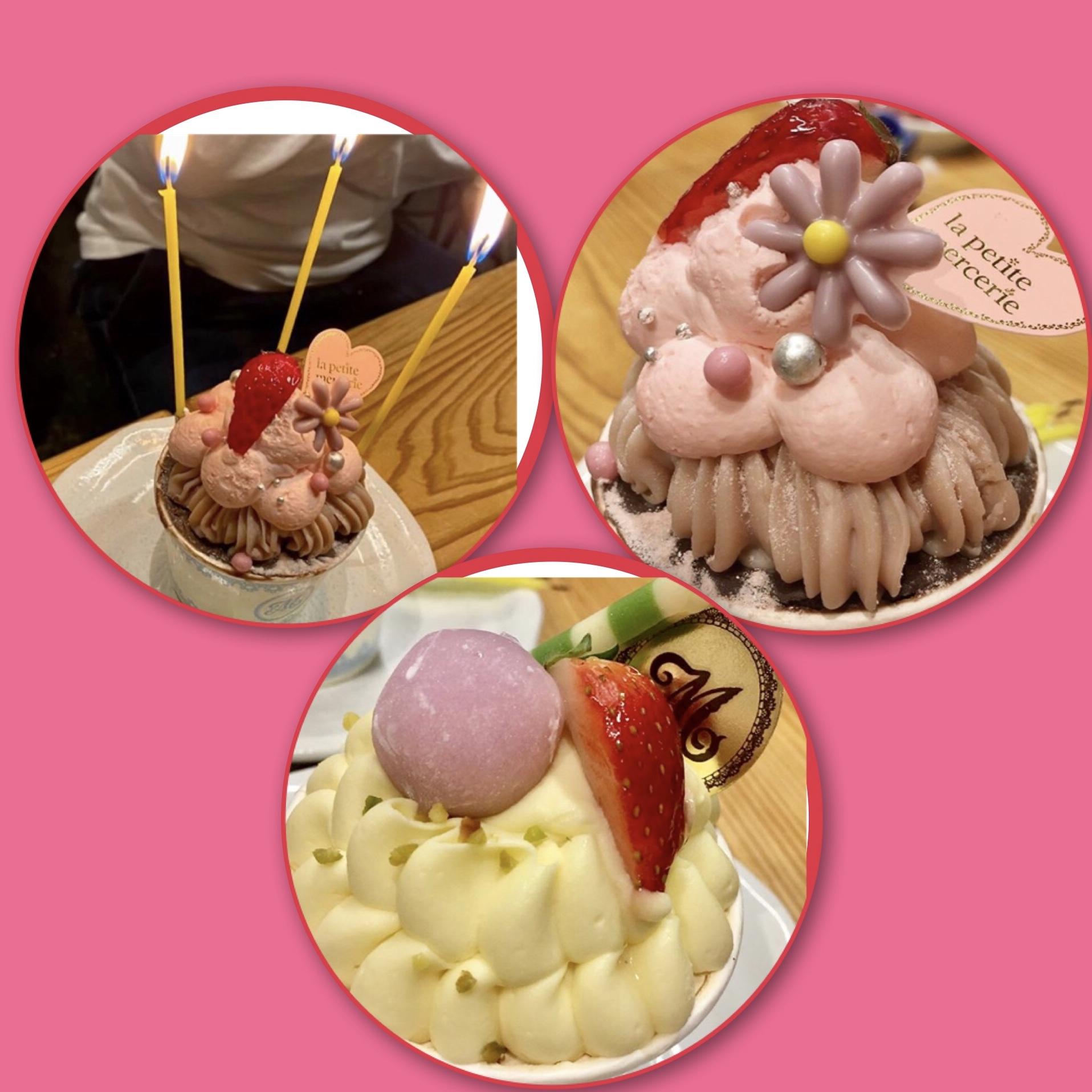 見てかわいい、食べて美味しいおすすめの誕生日ケーキ特集♡_7