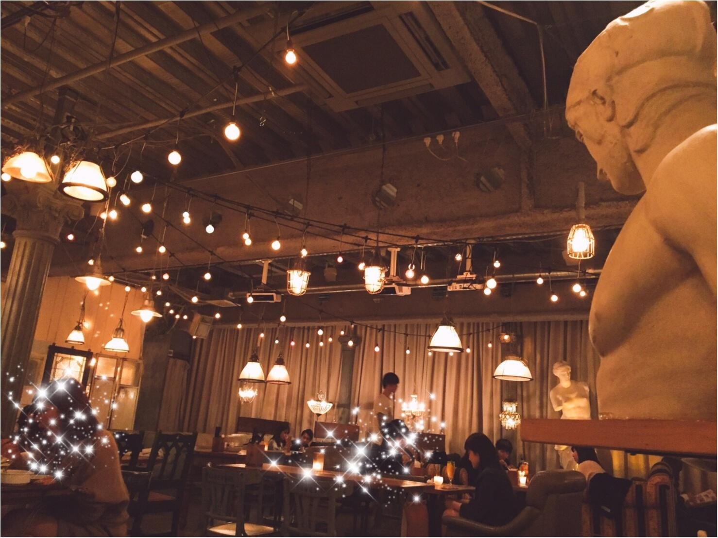 渋谷で夜カフェ女子会はいかが?おすすめカフェ3選♡_3