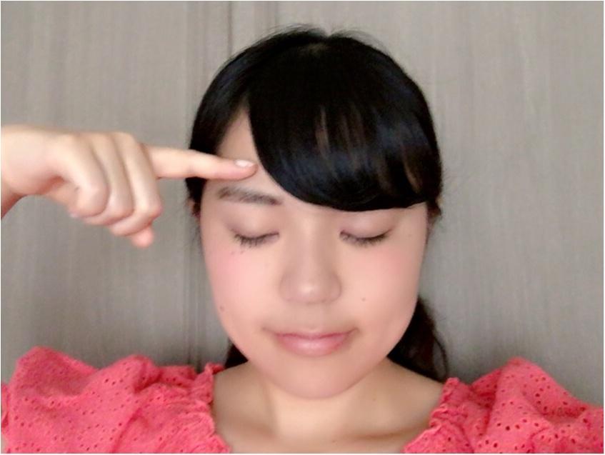 崩れない前髪と今日のコーデ♡*_5