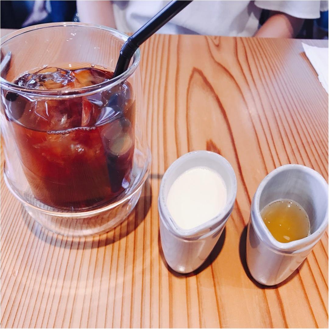 【オーガニックカフェ】罪悪感なく食べられる低カロリーなパンケーキ♡_5