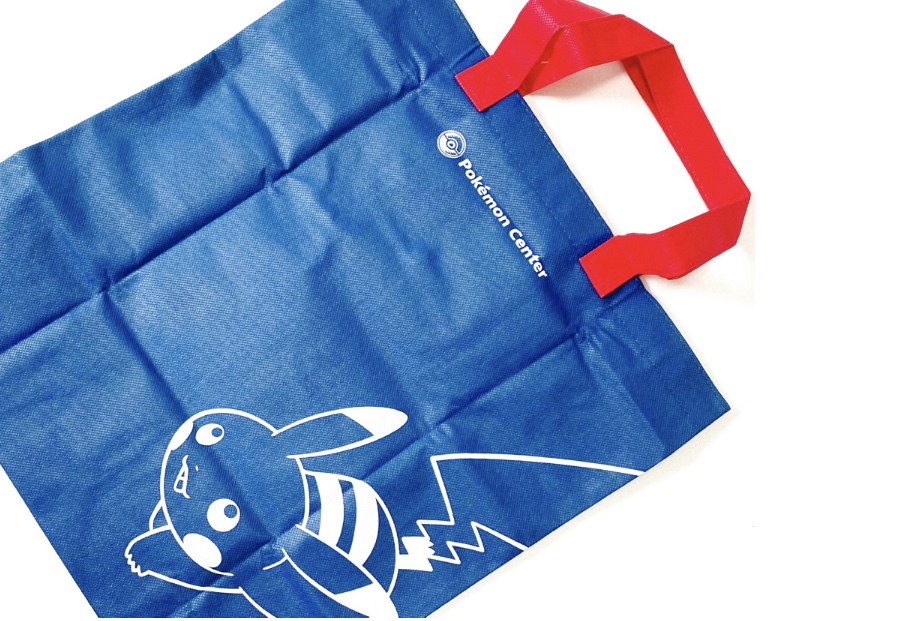 【エコバッグ】3サイズ展開!ポケモンセンター のマイバッグでお気に入りキャラと買出しへGO!_2