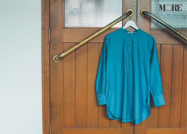 プロが選ぶユニクロの洗えるシャツ