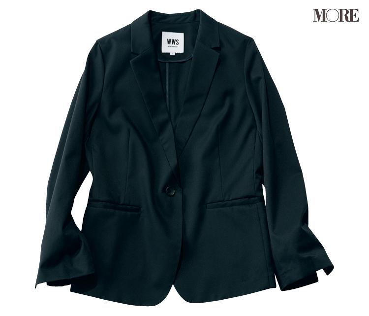 ワークウェアスーツ×シップスの洗えるジャケット