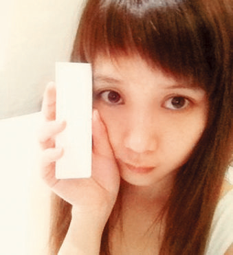 田中里奈ちゃんの透明美肌を作る、美白美容液をチェック!_1