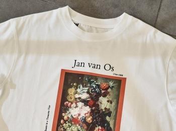 『リリーブラウン』がゴッホやモネの絵画とコラボ。Tシャツやバッグなどが話題!