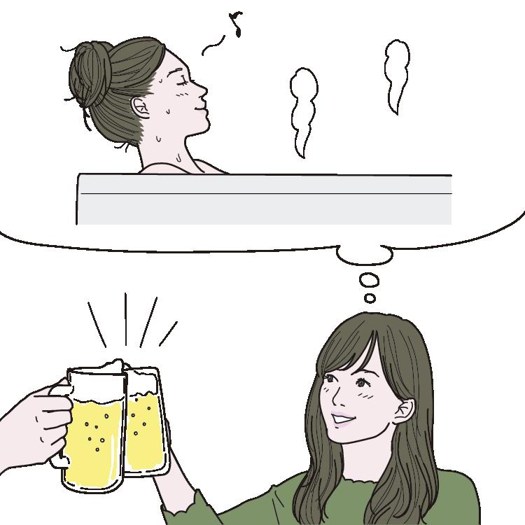 半身浴より全身浴が正しい⁉ 夜&休日に「免疫力を上げる」テク9_1