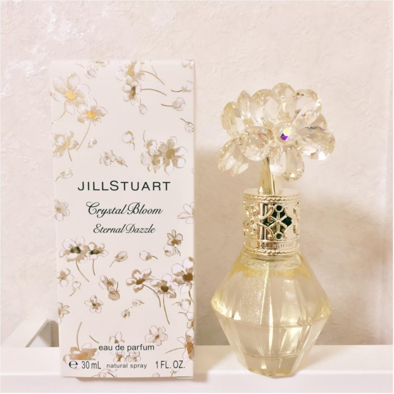 お気に入りの香りをポーチに…♡パケもかわいいっ!【JILLSTUART】のロールオンフレグランス♪_1