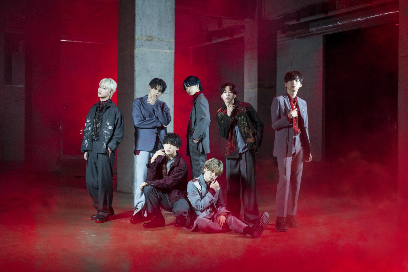 SOTA、SHUNTO、MANATO、RYUHEI、JUNON、RYOKI、LEOの7人組ダンス&ボーカルユニット、BE:FIRST