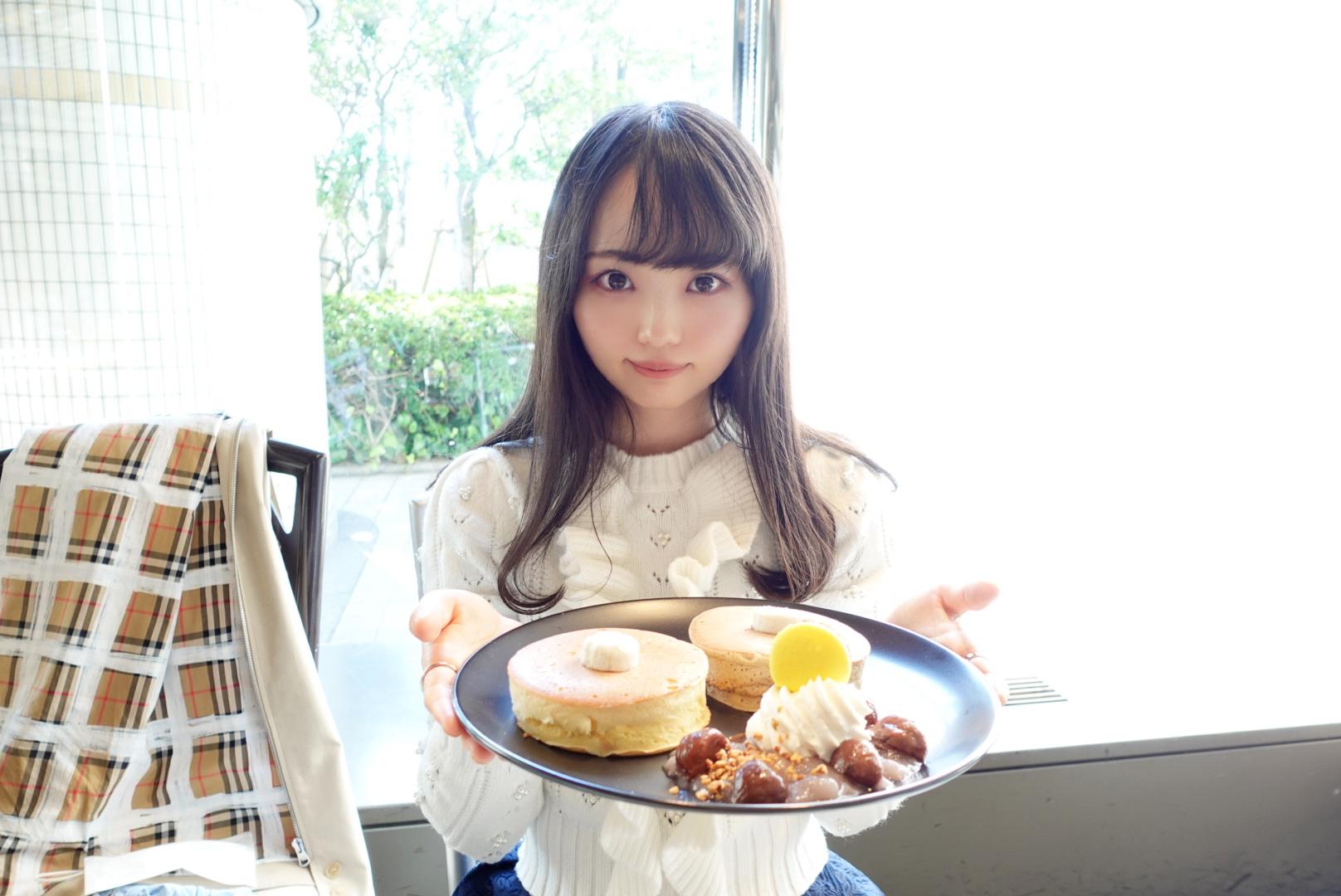 10周年を迎えた!菅総理も大好き!?な「ホテルニューオータニ」の「SATSUKI」の特製パンケーキ!マロンパンケーキ2020はカスカラパウダー入り!?_3