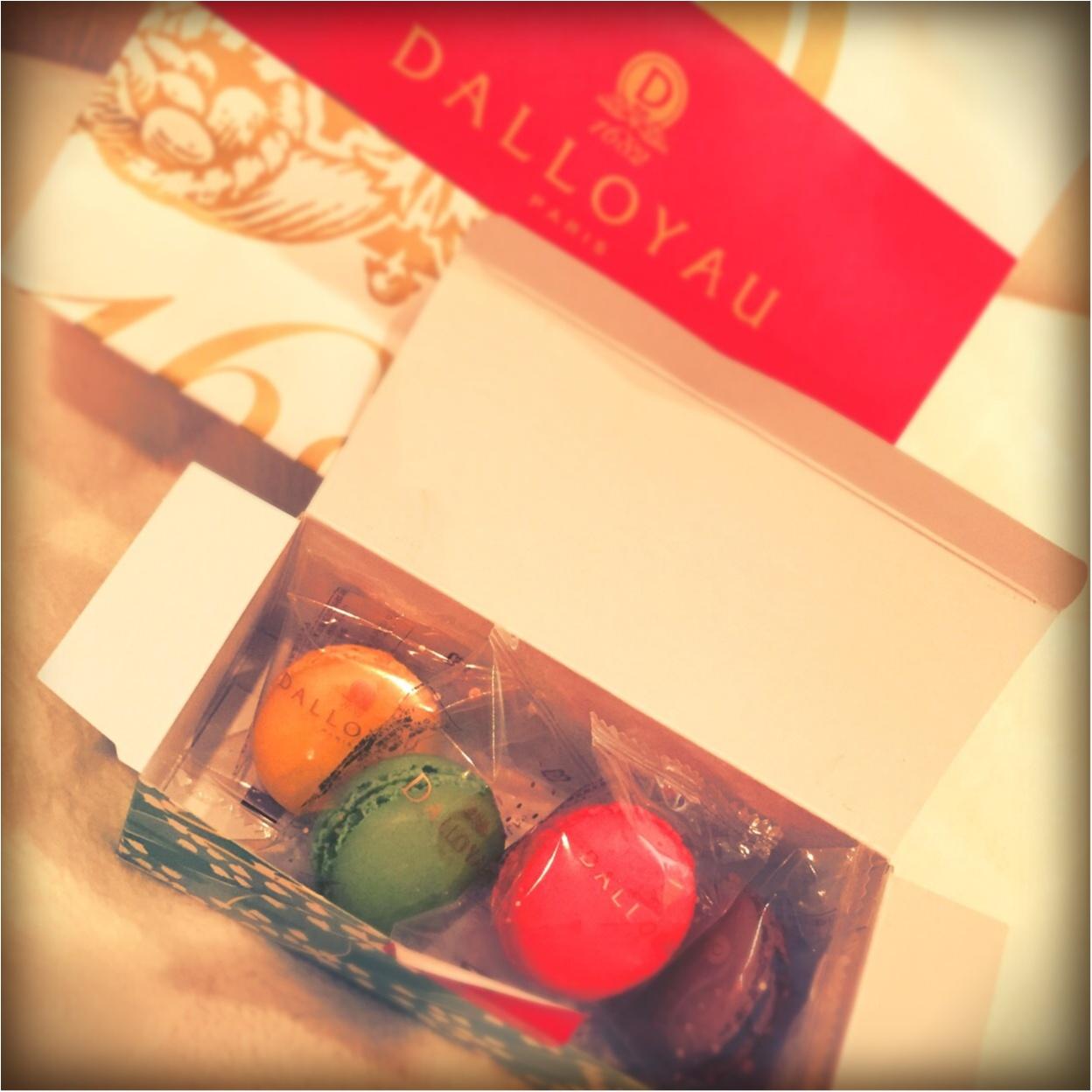 お菓子にはそれぞれ意味がある?【特別な人】にあげるなら✨もらって嬉しい《*マカロン5選*》★☆_7