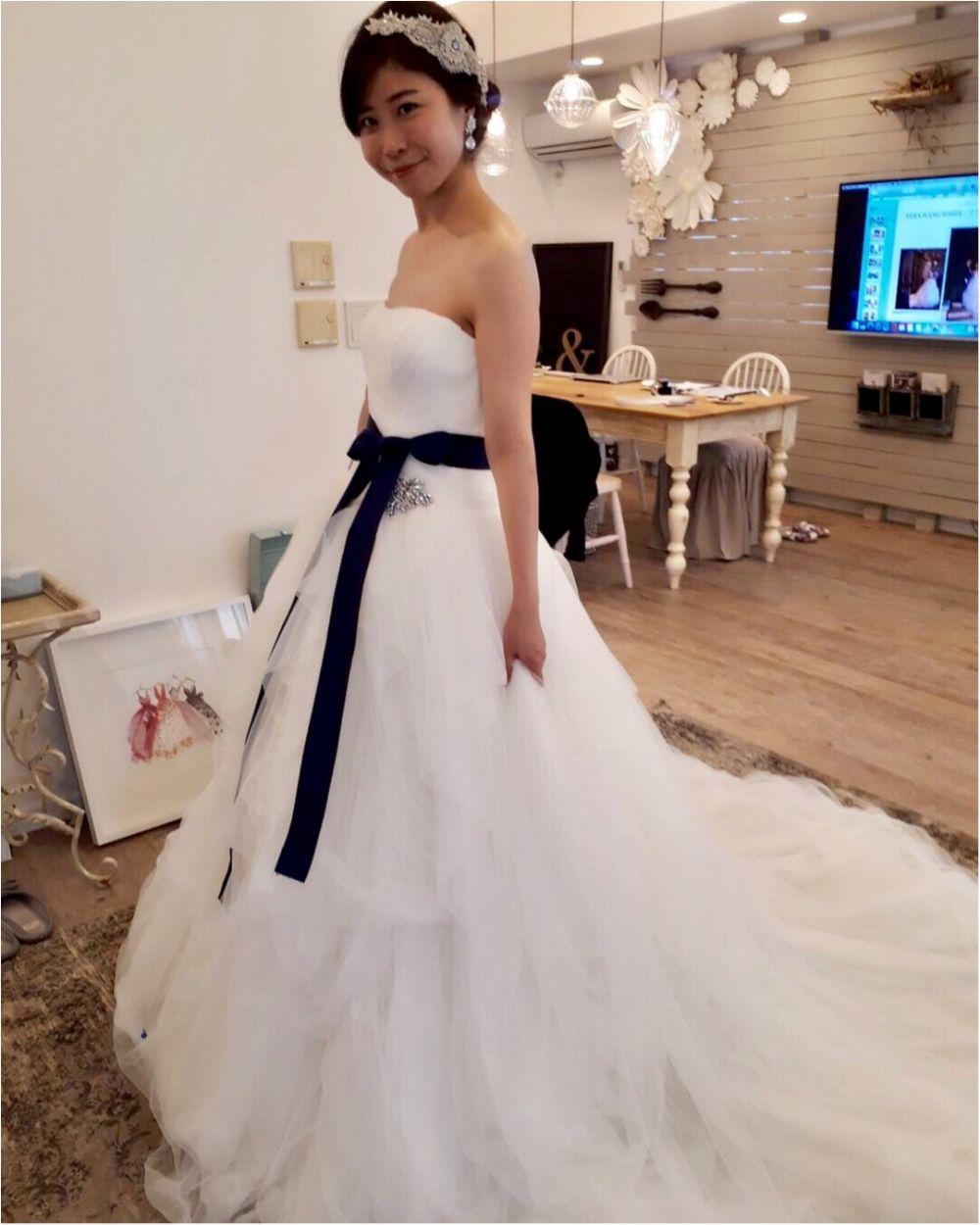 卒花さんに聞く【ドレス特集】-  結婚式・二次会におすすめ! プレ花嫁さんに人気のおしゃれなウェディングドレスは?_21