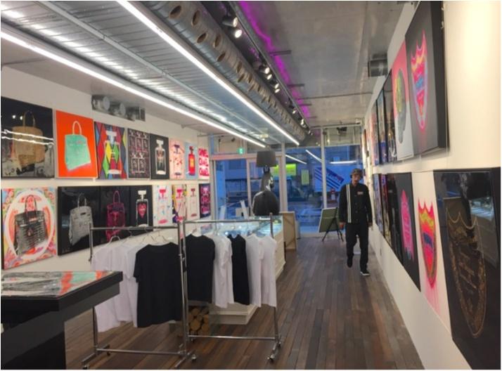 """【ART】知らないでしょう♡?表参道で本場NYのアートに出会える。入場無料の""""New York Gallery""""_3"""